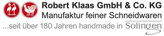 Robert Klaas GmbH & Co. KG  Manufaktur feiner Schneidwaren
